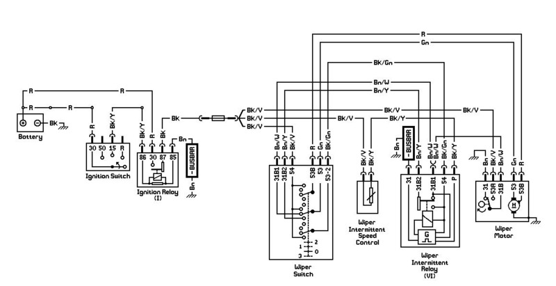 rs 500 wiring diagram