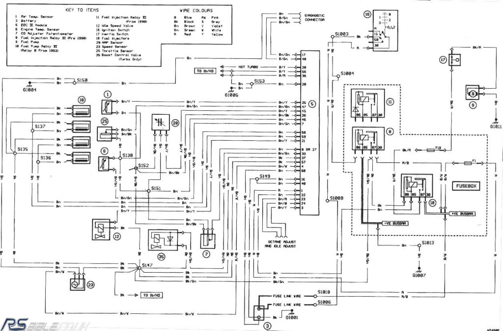 ford fiesta zetec 14 wiring diagram