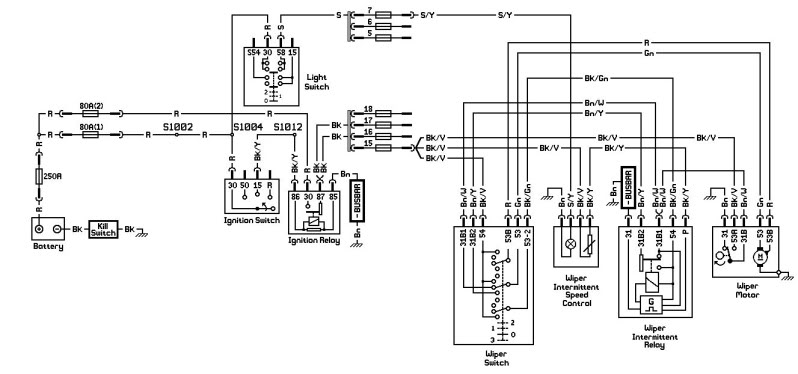 ford puma wiring diagram ford circuit diagrams