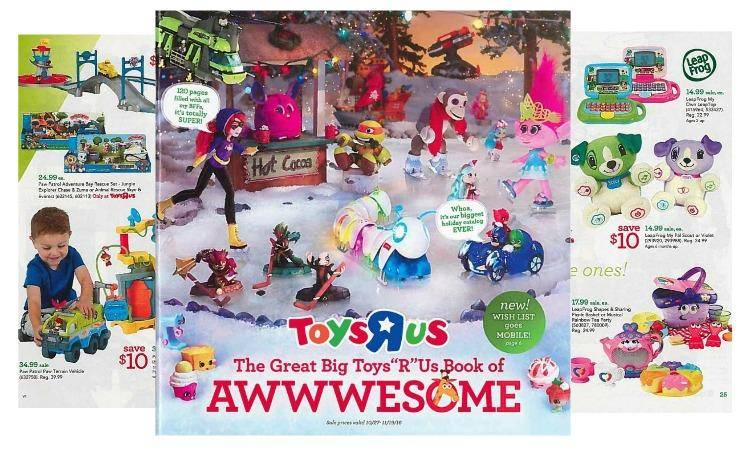 Toy Dyson Toys R Us Toys R Us Toy Book 2016 Pre Black Friday Sales Coupons