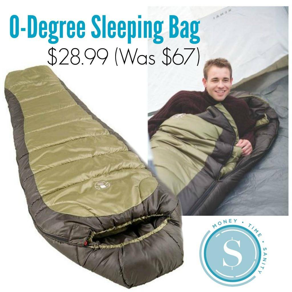 Target Sleeping Bags Coleman Sleeping Bags On Sale Degrees For 28 99 Was 67