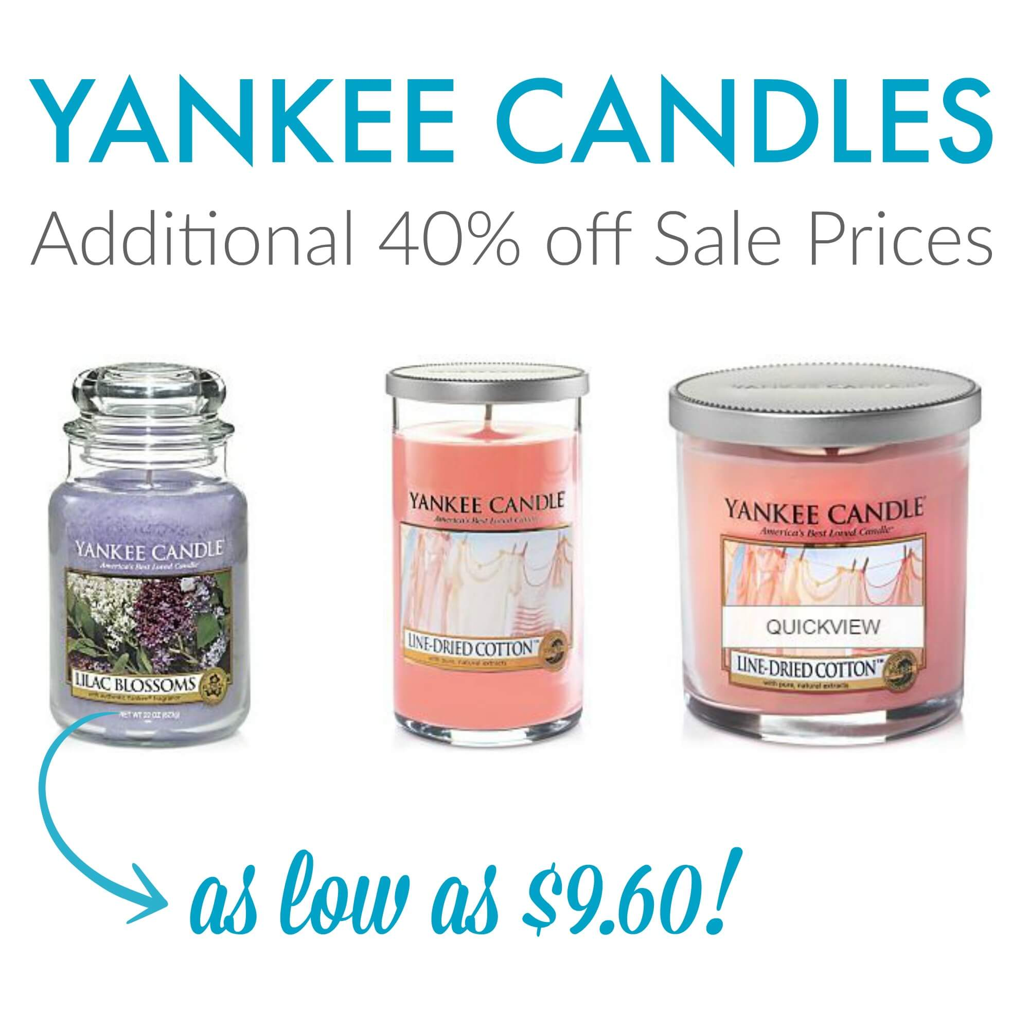 Jars On Sale Sale On Yankee Candles Large Jars 9 60