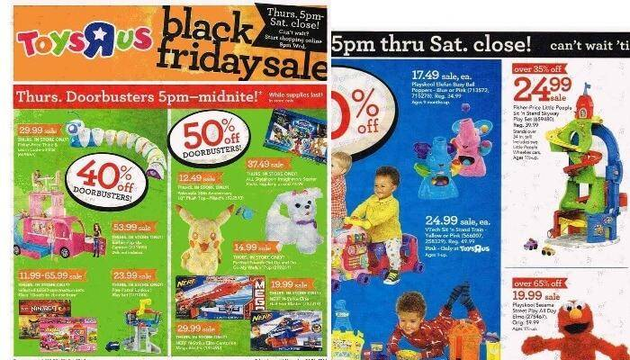 Toy Dyson Toys R Us Toys R Us Black Friday Ad 2016 Deals Store Hours Ad Scans
