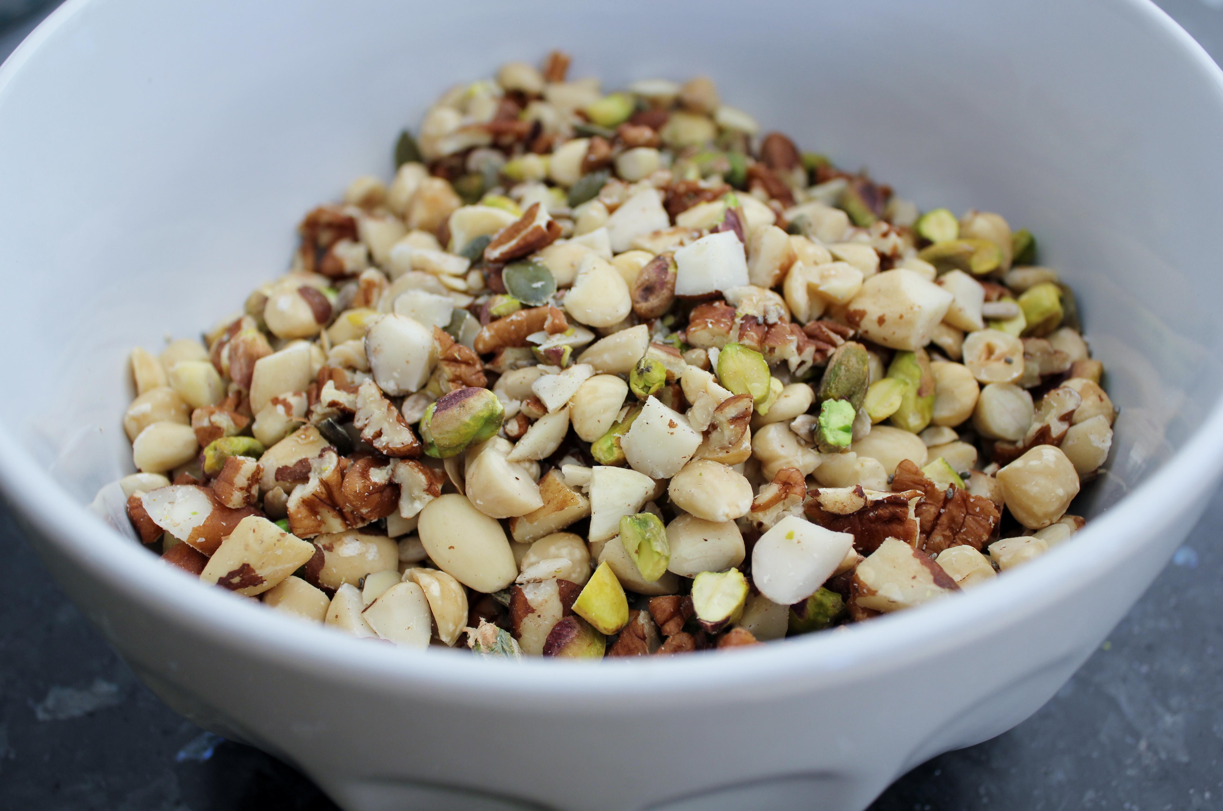 ... for grain free cocoa and apricot granola ( Paleo and gluten-free