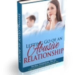 letting go of abuse