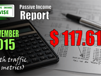 monthly income november 2015