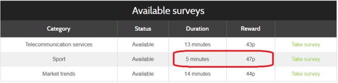 qmee paid surveys