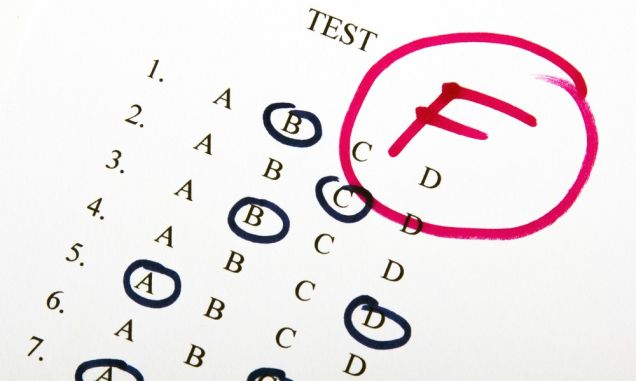 reasons students gets poor grades Getting an a is no longer a sign of competence, whereas getting a b is a sure alarm that the student is losing grip thus, getting a grade of b or worse in math could indicate difficult times as little as a year later.
