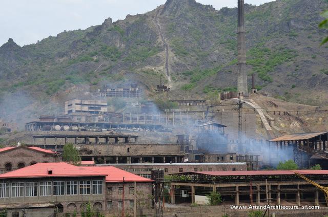 Russian Smelting in Armenia