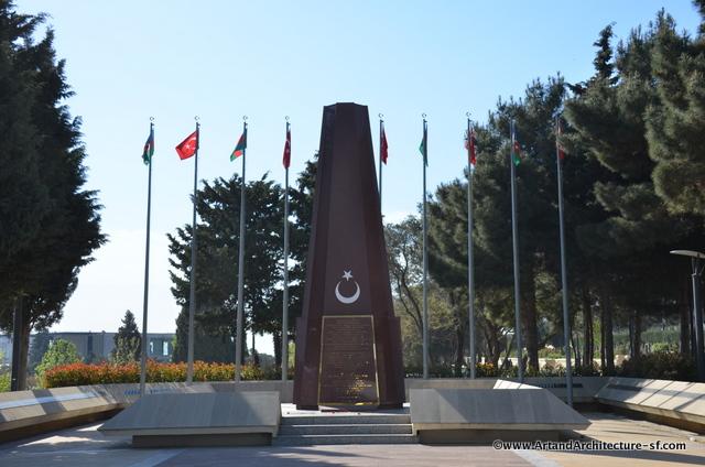 War Memorials Baku