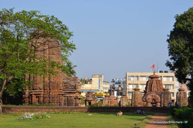 Mukteswar Temple Complex