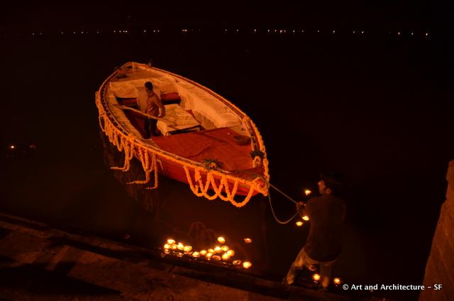 Ganges Boat