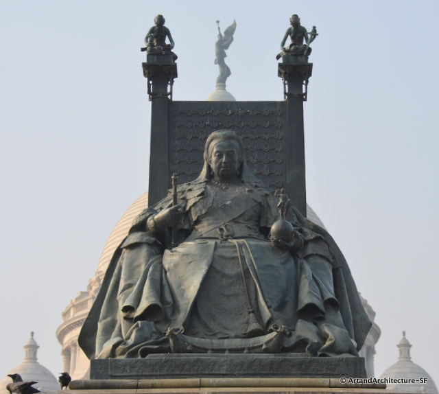 Queen Victoria in Calcutta