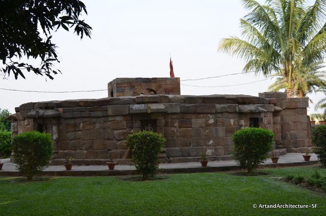 Chusath Yogini Temple