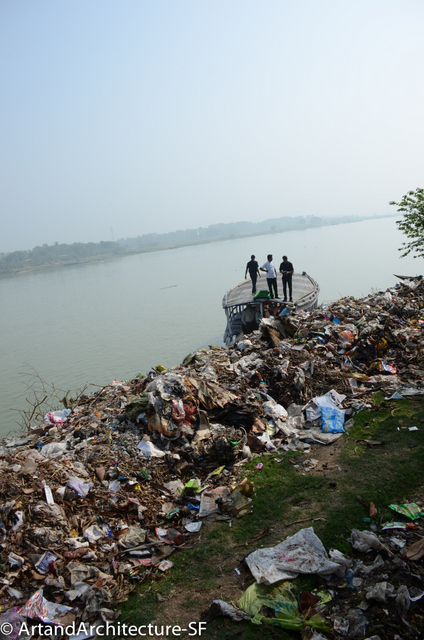 Ganges River City of Temples