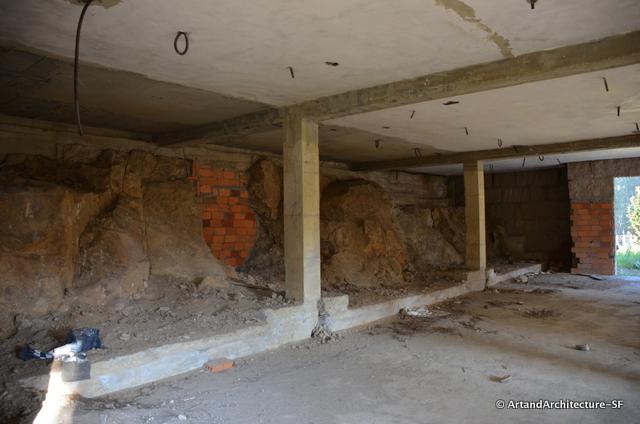The first floor of Casa Julie SansRoof