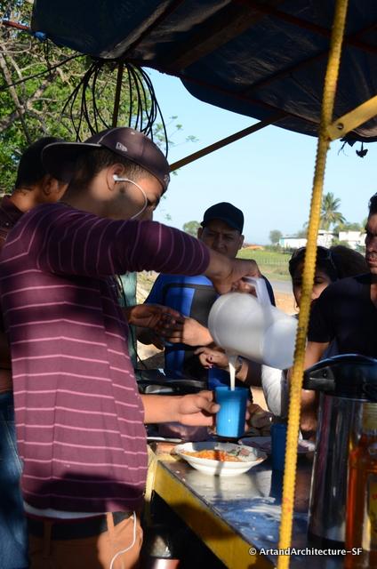 Buying and making yogurt in Cuba