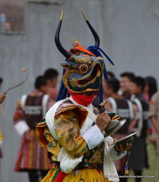 Masks of Bhutan