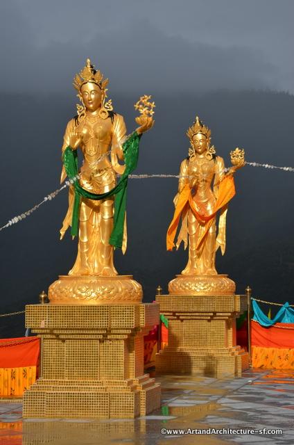 Bhutan's Buddha Park