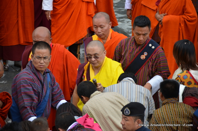 Bhutan's Chief About