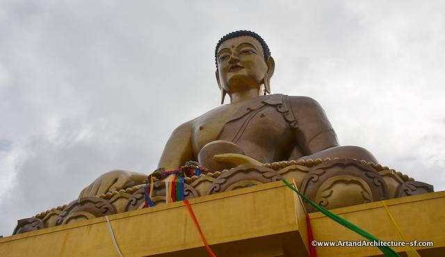 Giant Buddha of Bhutan