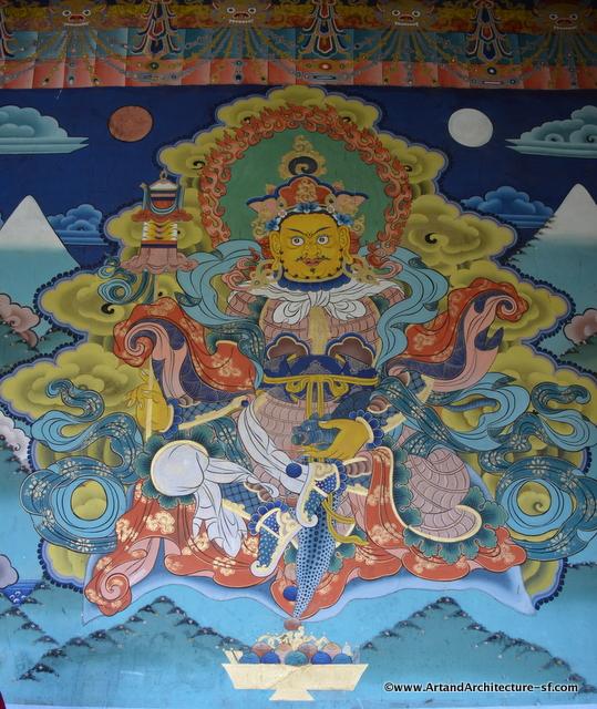 Punakah Dzong