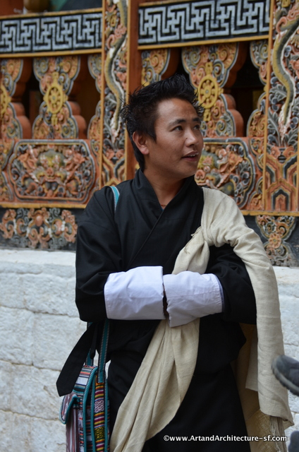 Bhutanese Sleeves