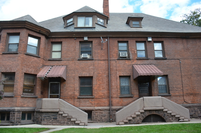 Frist Presbyterian Rectors House
