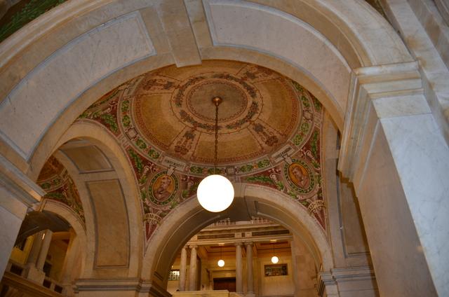 Luzerne County Courthouse Mosaics