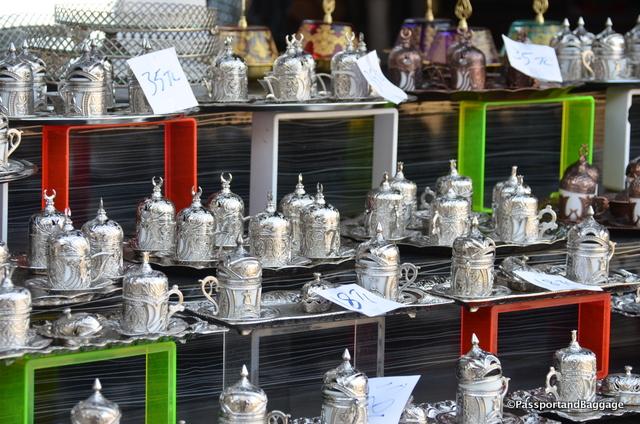 The tea pot shop