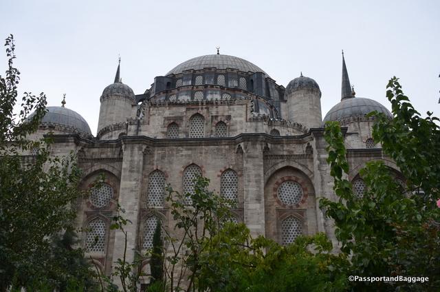 The Sehzade Mosque