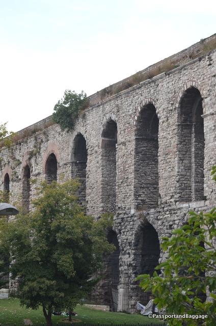 Aqueduct of Istanbul