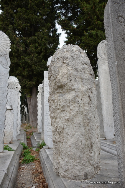I was told this was the grave of an executioner, I do not know if that is actually true.
