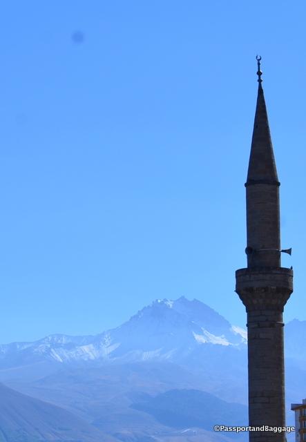 Mount Ericiyes