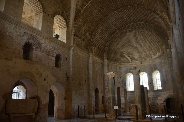 Saint Nicholas Church, Myra, Turkey