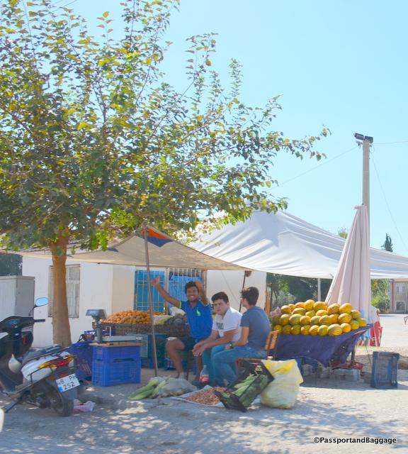 vendors of Turkey