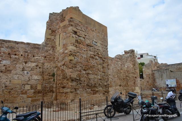 Walls of Chania