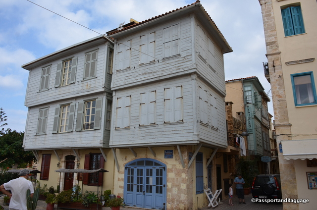 Turkish Buildings of Chania