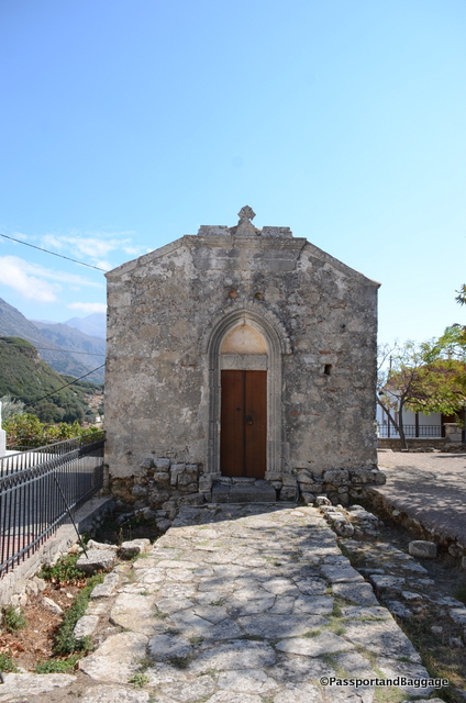 The Church of Panija in Sit
