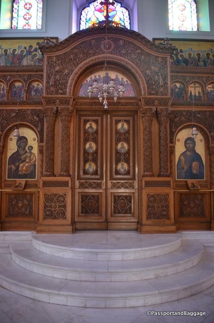 saint titus church heraklian