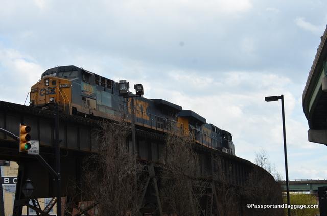 Richmond VA Main street train station
