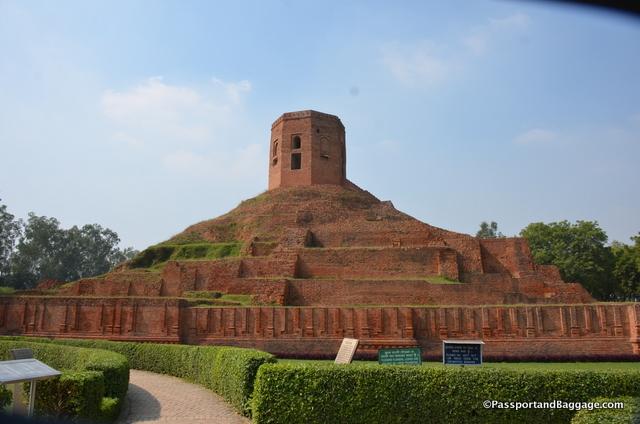 The Chaukhandi Stupa