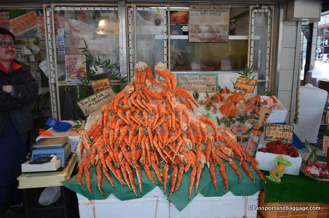 December is prime time for Hokkaido Crab