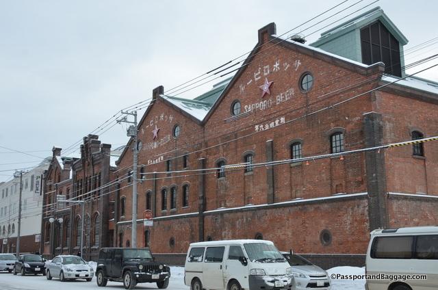 Old Sapporo Kaitakushi Brewery