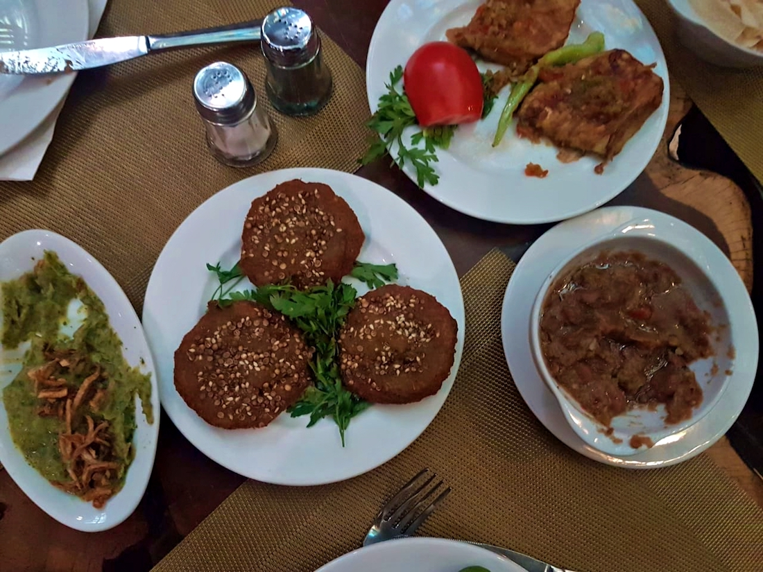 Egyptian Cuisine Book Bellies En Route Downtown Cairo Food Tour Review
