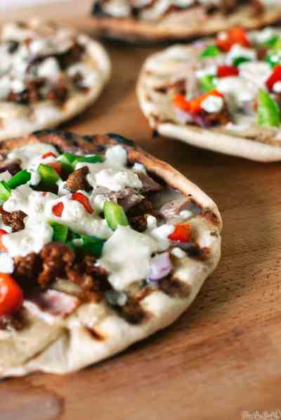 Farm Country Grilled Pizza - Pass The Sushi