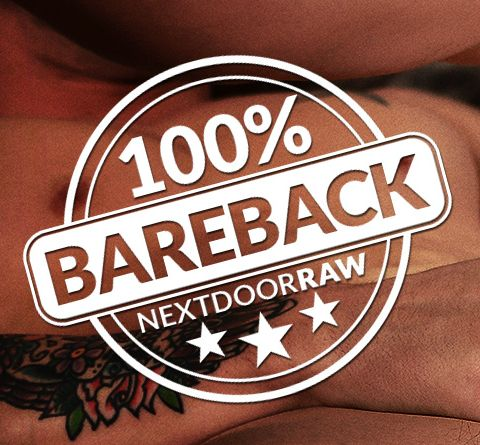 New Bareback Site NextDoorRaw.com Added to Buddy Profits Lineup