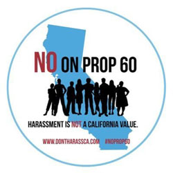 Los Angeles County Democratic Party Officially Opposes Proposition 60 #NoProp60