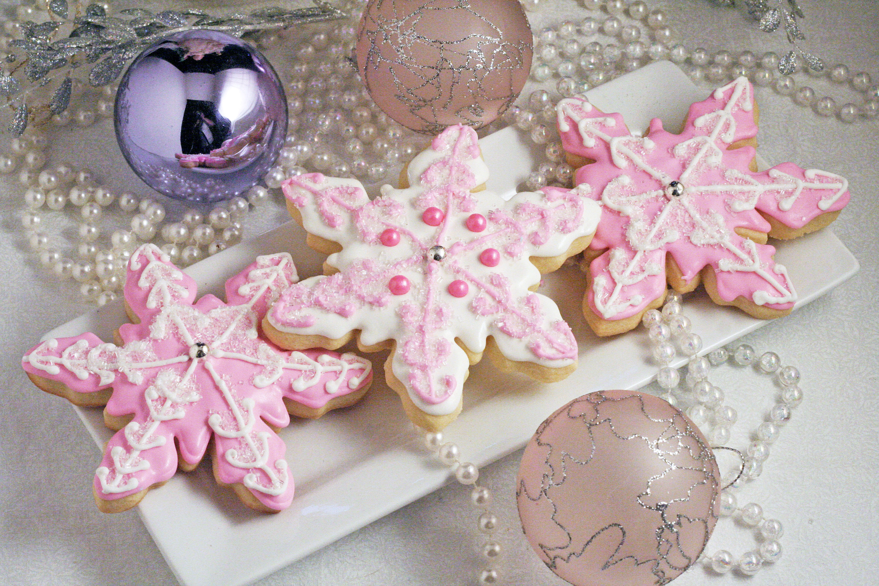 Cute Pink Snowman Wallpaper Sugar Cookie Pasta Princess And More