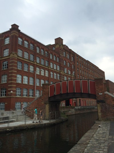 Factories, housing and public institutions in world's first industrial suburb – Past In The Present